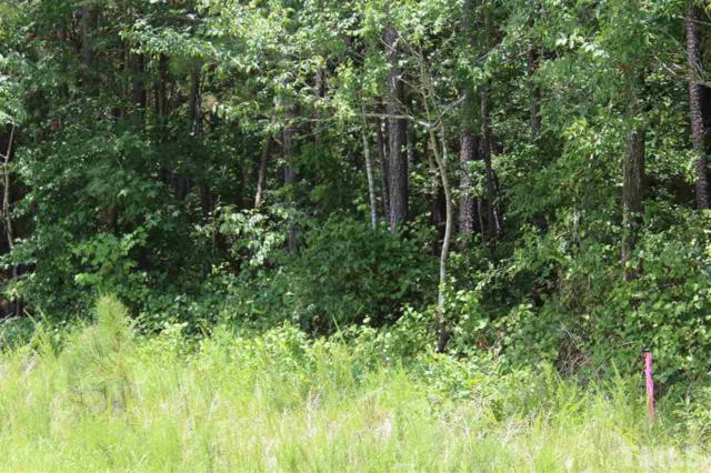 Lot 24 Sulphur Springs Road S, Warrenton, NC 27589 (#2266881) :: Real Estate By Design