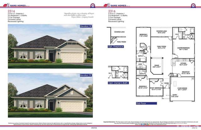 155 Woodwater Circle, Lillington, NC 27546 (#2266899) :: Sara Kate Homes