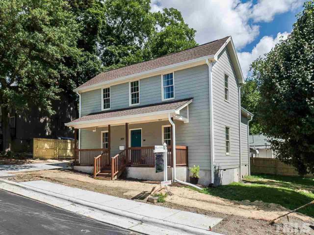 1109 Worth Street, Durham, NC 27701 (#2266927) :: Sara Kate Homes