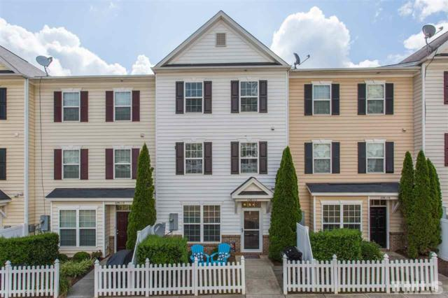 1120 Renewal Place #111, Raleigh, NC 27603 (#2266966) :: Real Estate By Design