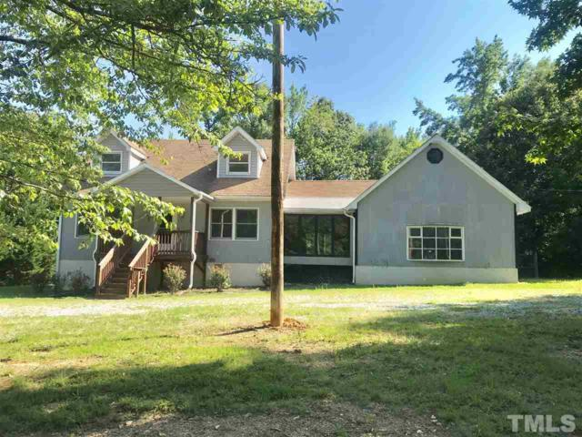 35 Fire Tower Drive, Rougemont, NC 27572 (#2266985) :: M&J Realty Group