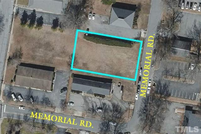 0 Memorial Drive, Burlington, NC 27215 (#2266992) :: Sara Kate Homes