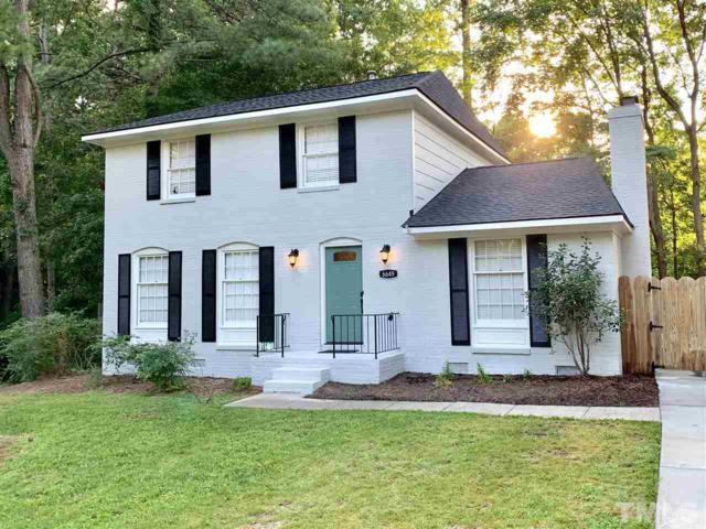 6649 Lynndale Drive, Raleigh, NC 27612 (#2267029) :: The Perry Group
