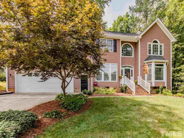 1015 Camberley Drive, Apex, NC 27502 (#2267039) :: The Perry Group