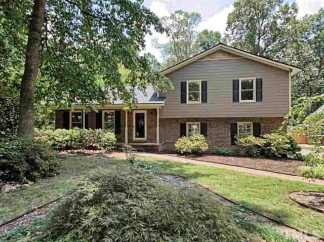 640 Greenwood Circle, Cary, NC 27511 (#2267064) :: Sara Kate Homes