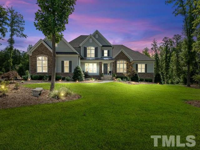 3833 Pickett Court, Wake Forest, NC 27587 (#2267086) :: The Jim Allen Group