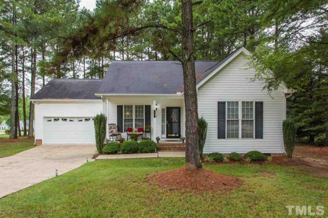 205 Holding Young Road, Youngsville, NC 27596 (#2267093) :: The Perry Group