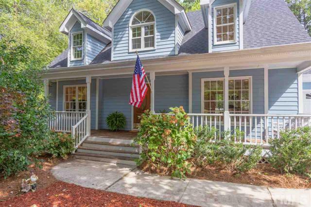 500 Hunter Street, Apex, NC 27502 (#2267105) :: Rachel Kendall Team