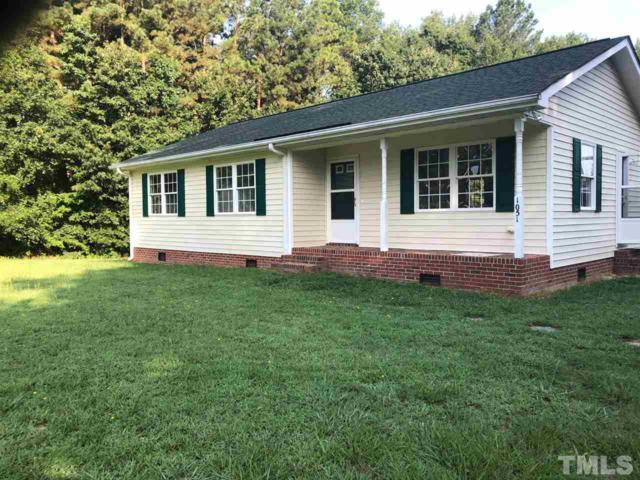 1051 Leonard Road, Louisburg, NC 27549 (#2267111) :: Dogwood Properties