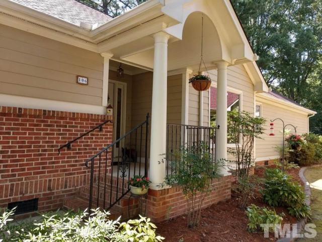 106 Chris Court, Cary, NC 27511 (#2267119) :: Marti Hampton Team - Re/Max One Realty