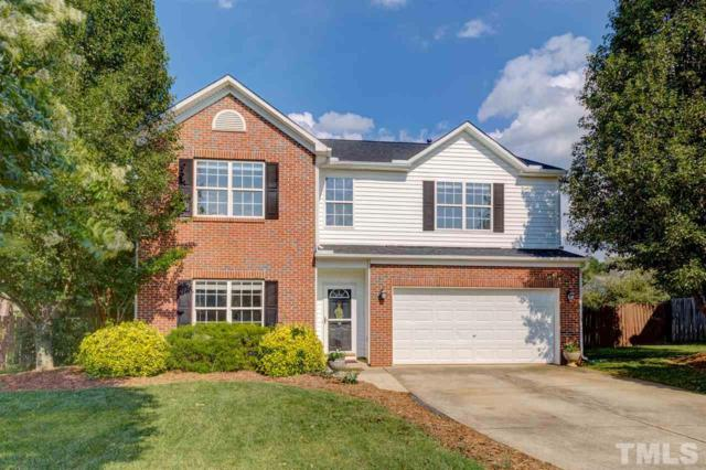 112 Wyeth Meadows Lane, Holly Springs, NC 27540 (#2267137) :: Rachel Kendall Team