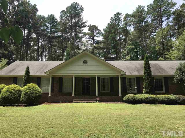 1057 Nc 87 Highway, Pittsboro, NC 27312 (#2267173) :: The Jim Allen Group