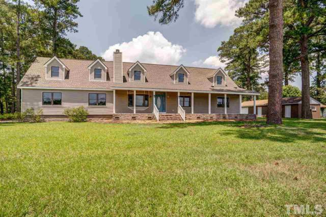 982 Nc 33 Highway E, Tarboro, NC 27886 (#2267180) :: Real Estate By Design