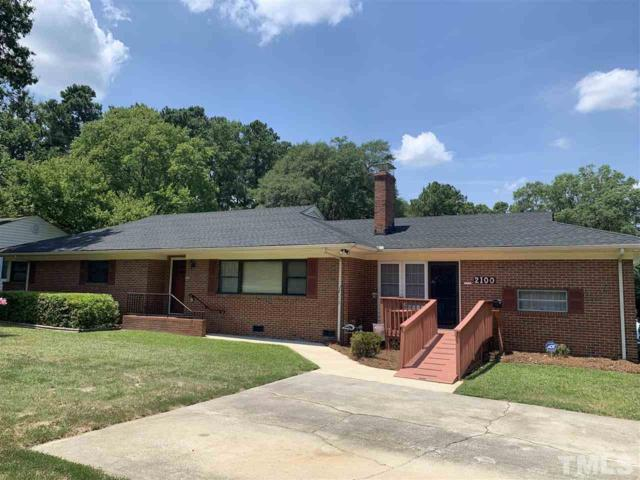 2100 W Carver Street, Durham, NC 27705 (#2267183) :: The Perry Group