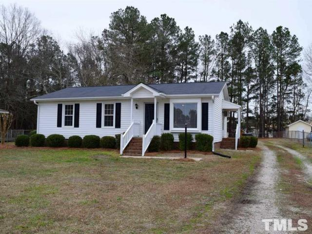 626 Raymond Drive, Wendell, NC 27591 (#2267185) :: Real Estate By Design