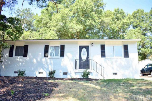 411 Gary Street, Durham, NC 27703 (#2267227) :: Real Estate By Design