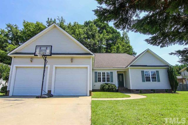 1209 Dixie Drive, Selma, NC 27576 (#2267240) :: RE/MAX Real Estate Service