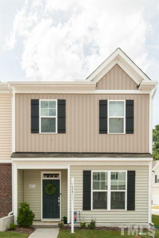 8954 Commons Townes Drive, Raleigh, NC 27616 (#2267242) :: Rachel Kendall Team