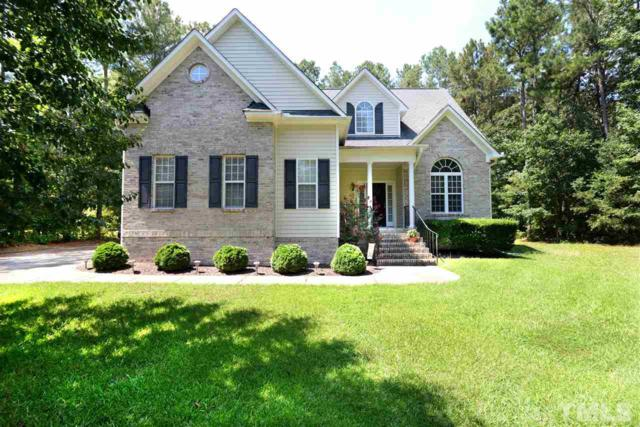 95 Montpelier Lane, Clayton, NC 27527 (#2267260) :: RE/MAX Real Estate Service