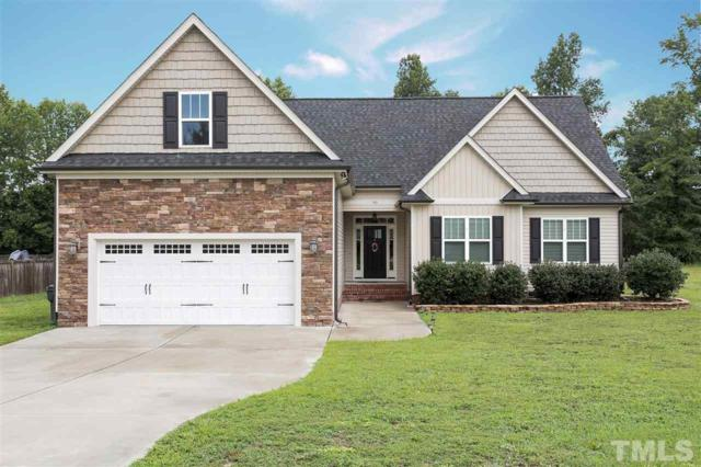 90 Alvis Court, Fuquay Varina, NC 27526 (#2267265) :: The Perry Group