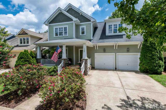 125 Edgepine Drive, Holly Springs, NC 27540 (#2267350) :: The Perry Group