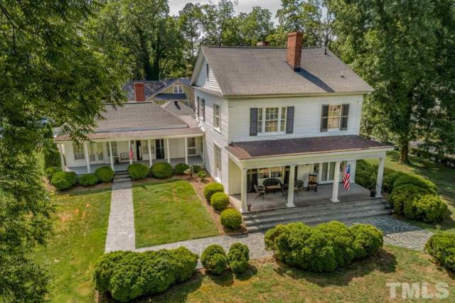 211 W Ridgeway Street, Warrenton, NC 27589 (#2267366) :: The Jim Allen Group