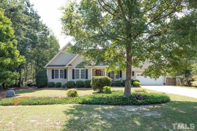 118 Woods Edge Drive, Dunn, NC 28334 (#2267375) :: Dogwood Properties