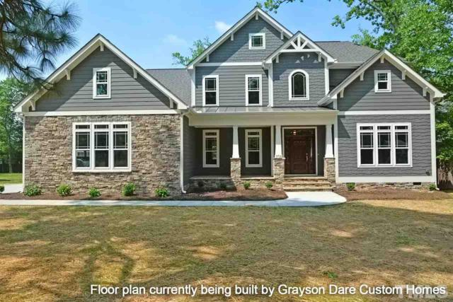 111 Curlew Drive, Chapel Hill, NC 27517 (#2267406) :: Raleigh Cary Realty
