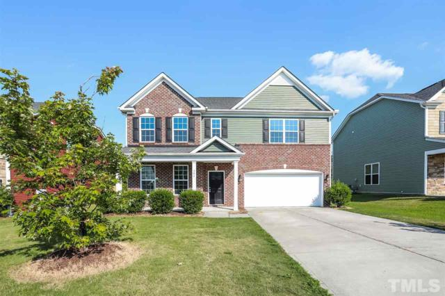 206 Hope Valley Road, Knightdale, NC 27545 (#2267433) :: Morgan Womble Group