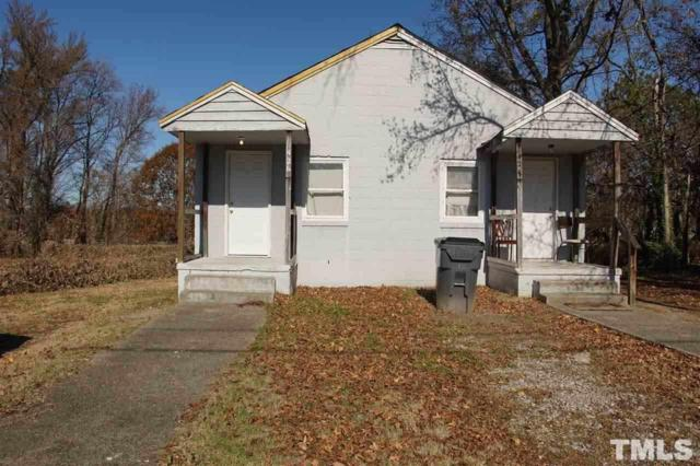 424/426 Merriman Street, Henderson, NC 27536 (#2267447) :: RE/MAX Real Estate Service
