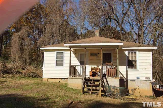 1108 A/B Johnson Street, Henderson, NC 27536 (#2267450) :: The Perry Group