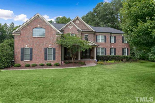 2216 Wood Cutter Court, Raleigh, NC 27606 (#2267456) :: The Perry Group