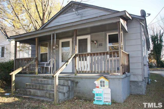 530/532 Water Street, Henderson, NC 27536 (#2267459) :: RE/MAX Real Estate Service