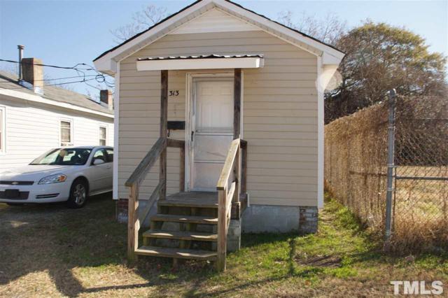 313 Mulberry Street, Henderson, NC 27536 (#2267499) :: The Jim Allen Group