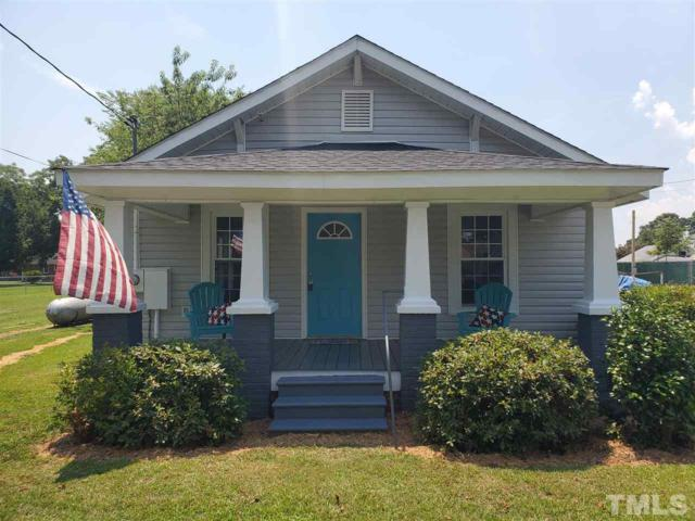 266 E Washington Street, Coats, NC 27521 (#2267506) :: Rachel Kendall Team