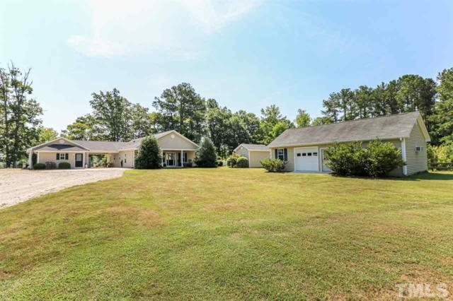 6225 Sunrise Lane, Rocky Mount, NC 27803 (#2267525) :: Rachel Kendall Team