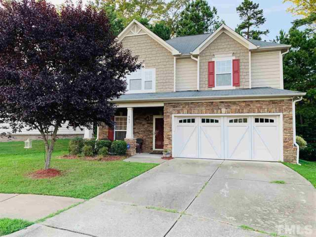 609 October Glory Lane, Apex, NC 27539 (#2267544) :: Raleigh Cary Realty