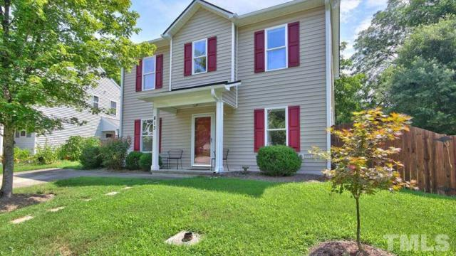813 Pauli Murray Place, Durham, NC 27701 (#2267567) :: Dogwood Properties