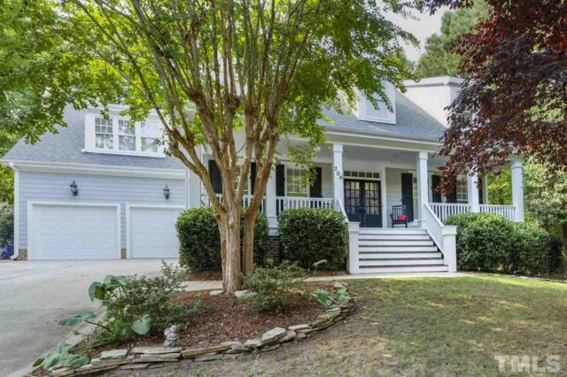 204 Cliffcreek Drive, Holly Springs, NC 27540 (#2267572) :: Rachel Kendall Team