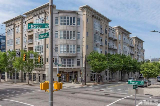 317 W Morgan Street #204, Raleigh, NC 27601 (#2267624) :: Real Estate By Design