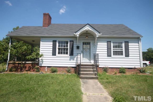 603 Richmond Avenue, Burlington, NC 27217 (#2267671) :: The Perry Group