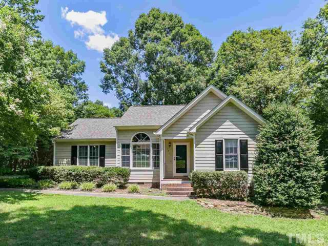 141 Thistle Drive, Youngsville, NC 27596 (#2267682) :: The Jim Allen Group