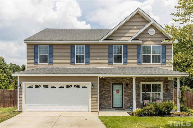 112 Citrine Court, Knightdale, NC 27545 (#2267685) :: Morgan Womble Group