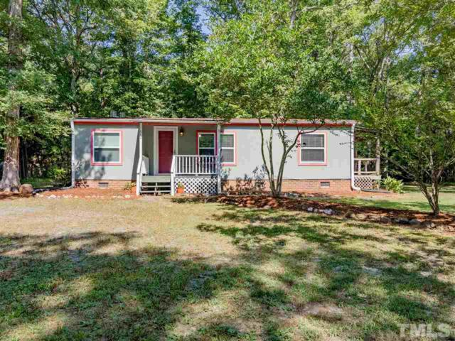 640 Holly Glen Road, Pittsboro, NC 27330 (#2267686) :: The Jim Allen Group