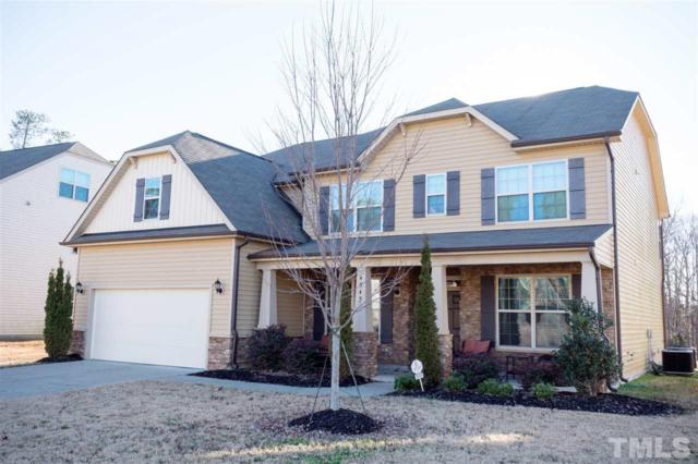 4949 Stonewood Pines Drive, Knightdale, NC 27545 (#2267694) :: Morgan Womble Group