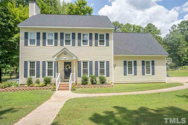 540 W Juniper Avenue, Wake Forest, NC 27587 (#2267700) :: M&J Realty Group