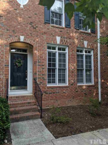526 Copperline Drive, Chapel Hill, NC 27516 (#2267701) :: Morgan Womble Group