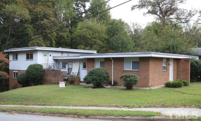 1600 N Alston Avenue, Durham, NC 27701 (#2267711) :: M&J Realty Group