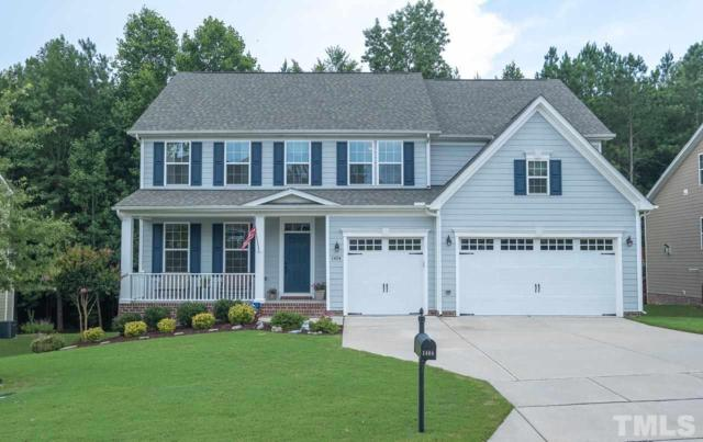 1404 Endgame Court, Wake Forest, NC 27587 (#2267735) :: The Perry Group
