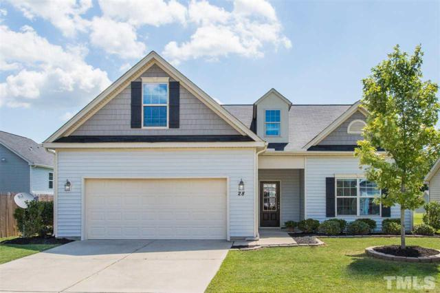 28 Arbor Loop, Angier, NC 27501 (#2267740) :: Raleigh Cary Realty